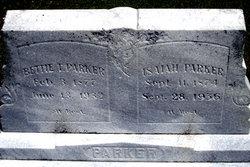 Betty Tomelia <i>Allen</i> Parker