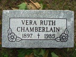 Vera Ruth Chamberlain