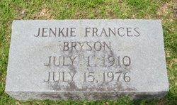 Jenkie Frances Bryson