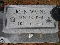 Capt John Wayne Haddock