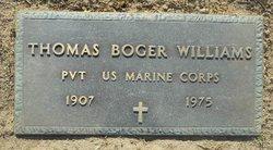 Thomas Boger Williams