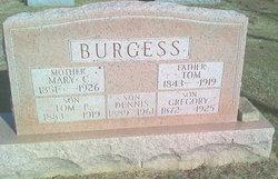 Mary C. Burgess