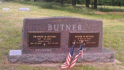 Frances Marguerite <i>Faught</i> Butner