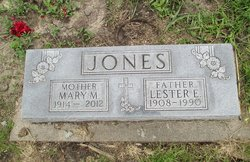Mary M. <i>Kelly</i> Jones