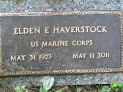 PFC Elden Elmer Haverstock