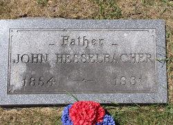 John Henry Hesselbacher, Sr