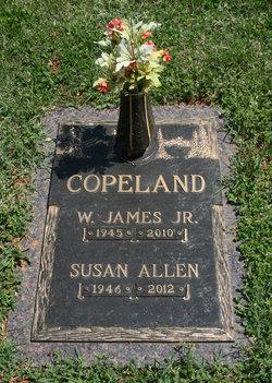 Susan <i>Allen</i> Copeland