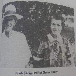 Pallie <i>Green</i> Story