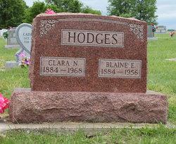Blaine Everett Hodges