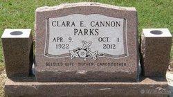 Clara Emma <i>Canon</i> Parks