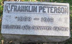 K. Franklin Peterson