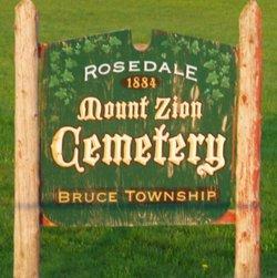 Rosedale Mount Zion Cemetery