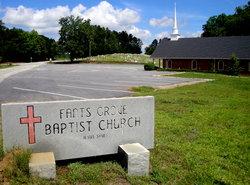 Fants Grove Baptist Church Cemetery