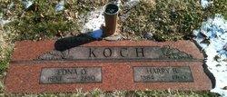 Edna O. <i>Garriott</i> Koch