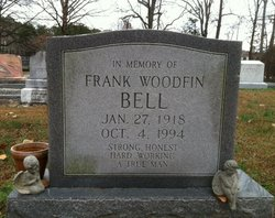 Frank Woodfin Bell