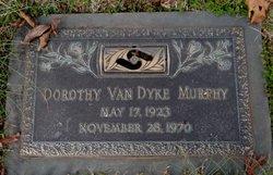 Dorothy <i>Van Dyke</i> Murphy