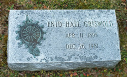Enid Angeline Hall Griswold
