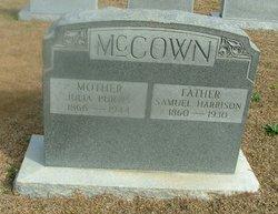 Julia <i>Purvis</i> McCown