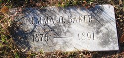 Emma O Baker