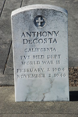 Anthony DeCosta