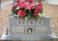 Zola Thomas Brewer, Sr