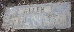 Lucy A. Allen