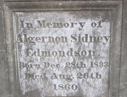 Algernon Sidney Edmondson