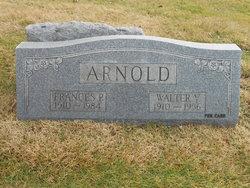 Frances <i>Padagomas</i> Arnold