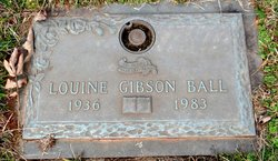 Louine <i>Gibson</i> Ball