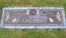 Amalie Mollie <i>Miller</i> Archer
