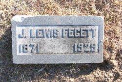 J Lewis Fegett