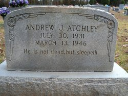 Andrew J Atchley