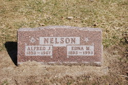 Alfred J Nelson