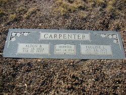 Pauline Polly <i>Troop</i> Carpenter