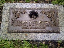 Flora Myrl <i>Soar</i> Brown
