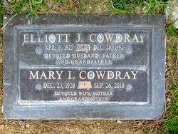 Mary I Cowdray