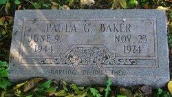 Paula <i>Gray</i> Baker