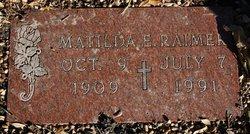 Matilda Elizabeth <i>Thomas</i> Raimer