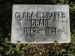 Clara L. <i>Shafer</i> Drane