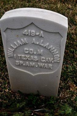 William A Lannon