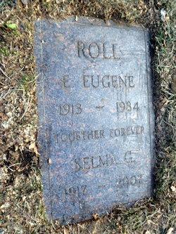 Selma <i>Gebhard</i> Roll