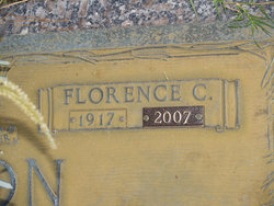 Florence <i>Carter Dixon</i> Dollar