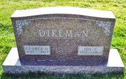 George O Dikeman