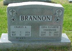 Edna Elizabeth <i>Underwood</i> Brannon