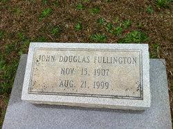 John Douglas Fullington, Sr