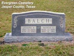 Joseph Rufus Balch