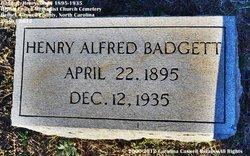 Henry Alfred Badgett