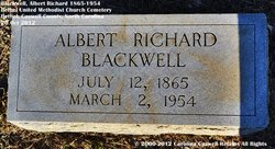 Albert Richard Blackwell