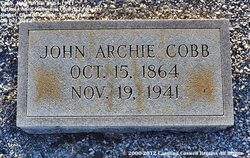 John Archie Cobb