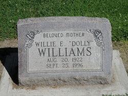 Willie E Dolly Williams
